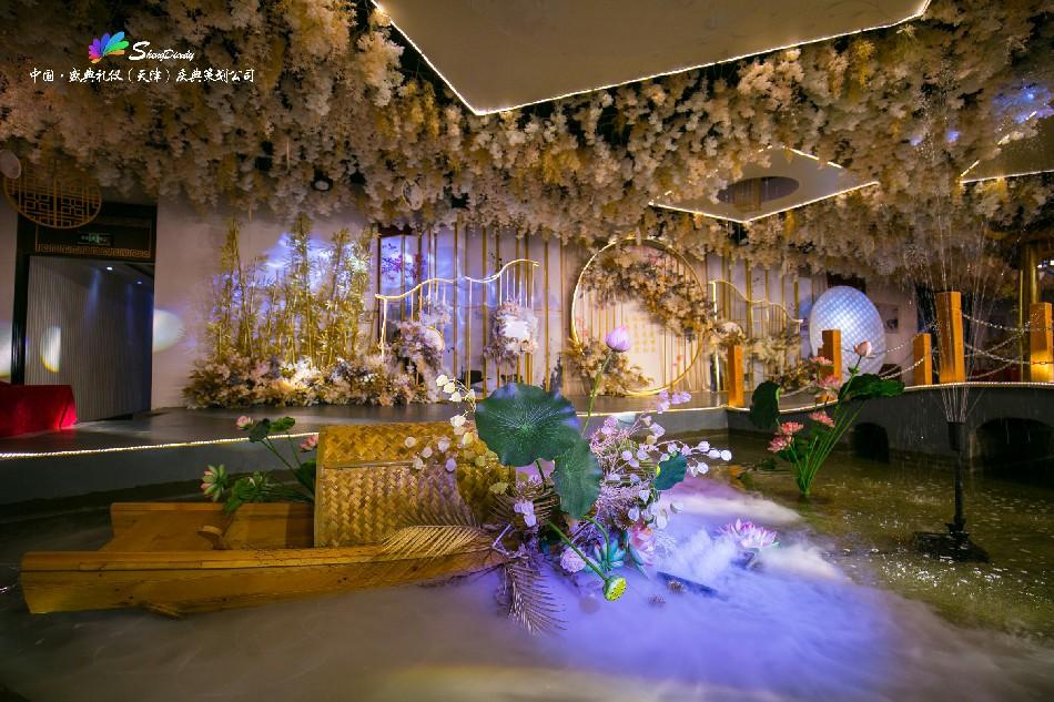九州轩清竹阁厅婚礼堂