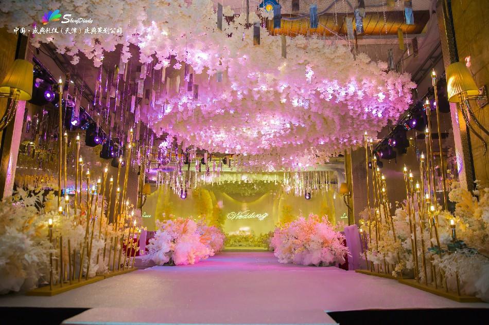 东方之珠龙凤厅婚礼堂