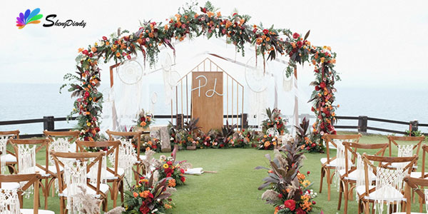 巴厘岛 • 草坪婚礼