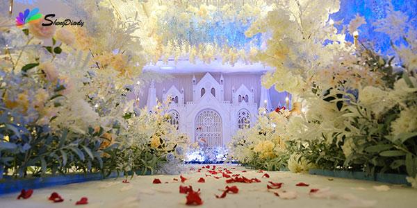 东方之珠御龙厅婚礼堂