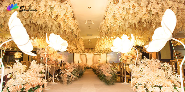全聚德维纳斯厅婚礼堂