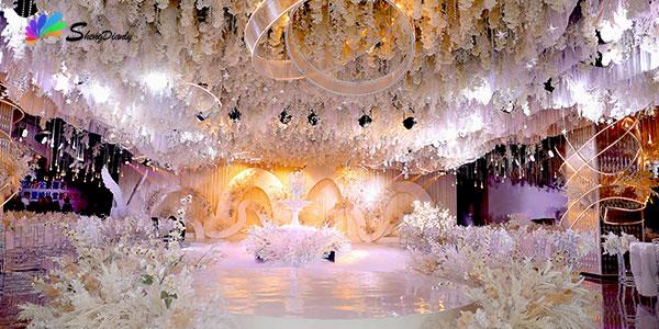 全聚德雅典娜廳婚禮堂