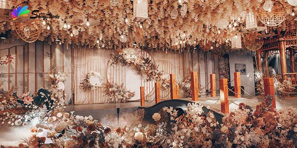 九州轩酒店婚礼堂