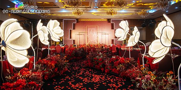 天柱海鲜酒店婚礼